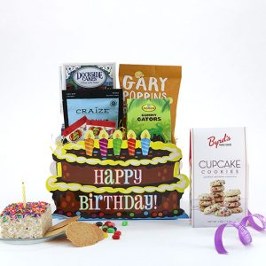Birthday Bliss gift basket