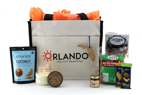 City Beautiful gift basket