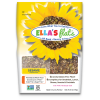 "6 oz package of all seed crisps, made by ""Ella's Flats"" in Naples, Florida"