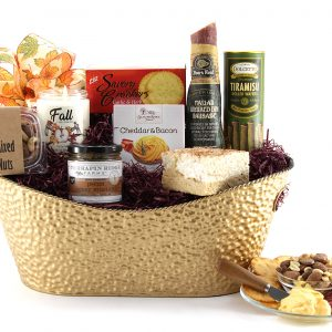 Give Thanks Gift Basket