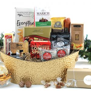 Dashing Gift Basket