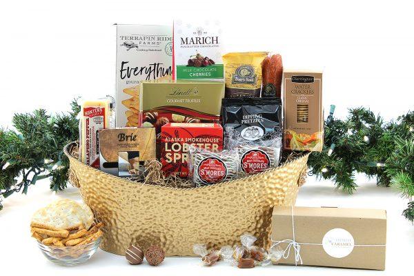 Dashing Gift Basket