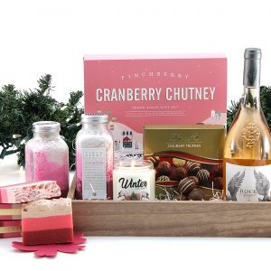 Relaxing Gift Basket