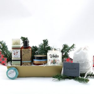 Bath & Body Gift Basket For Him