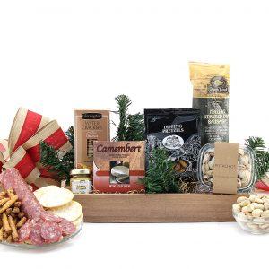 Good Tidings Gourmet Gift Basket