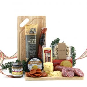 Petite Meat & Cheese Board