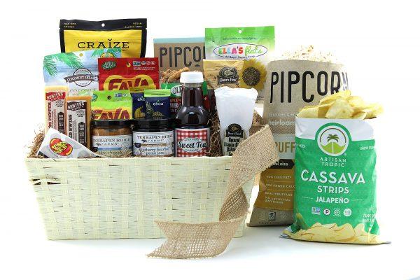 Large Gluten Free gift basket