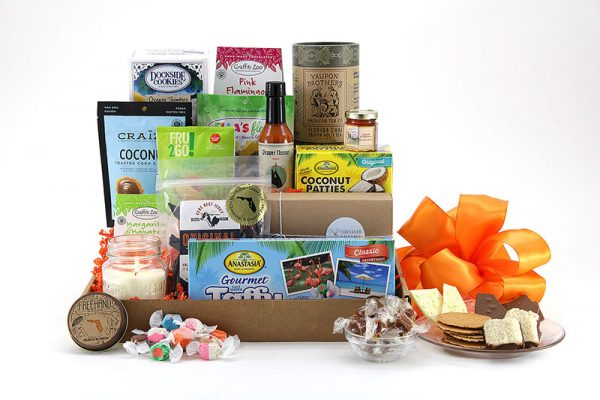 Made in Florida gift basket