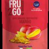 """Organic Dehydrated Mango, made by """"Fru 2 Go!"""" in Aventura, Florida."""