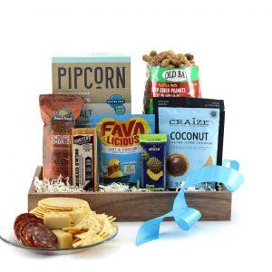 Small Gluten Free gift basket