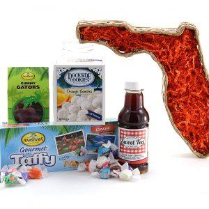 Southern Flavor Gift Basket