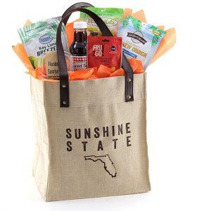 Sunshine State gift basket