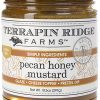 Pecan Honey Mustard Dip made by Terrapin Ridge Farms. 10.5 oz jar