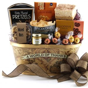 Thankful Gift Basket