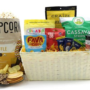Very Vegan gift basket
