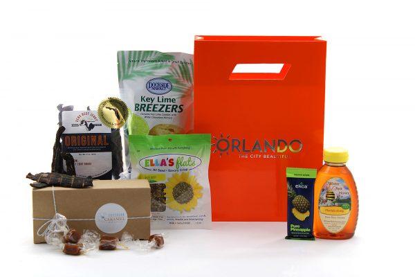 Welcome to Orlando Gift Bag