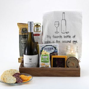 Wine Essentials gift basket