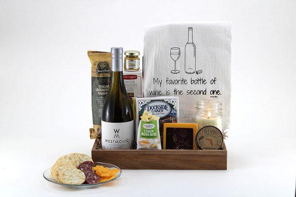 Wine Essentials gift basket