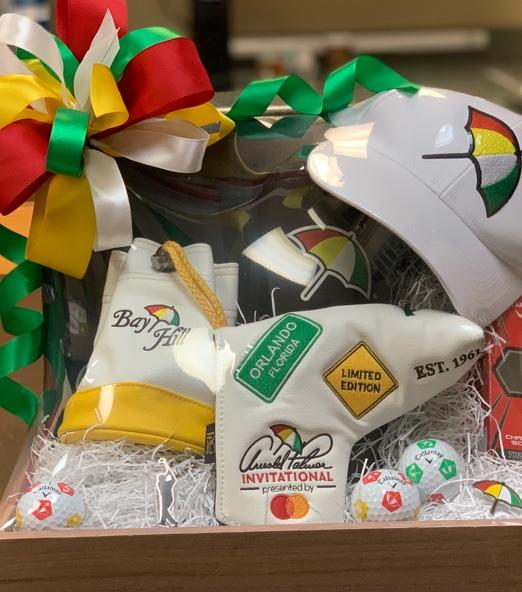 Arnold Palmer Gift Baket