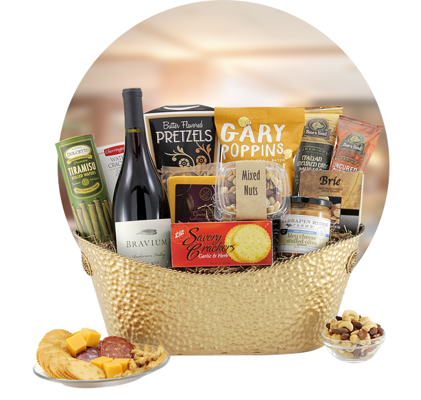 General Purpose Gift Basket