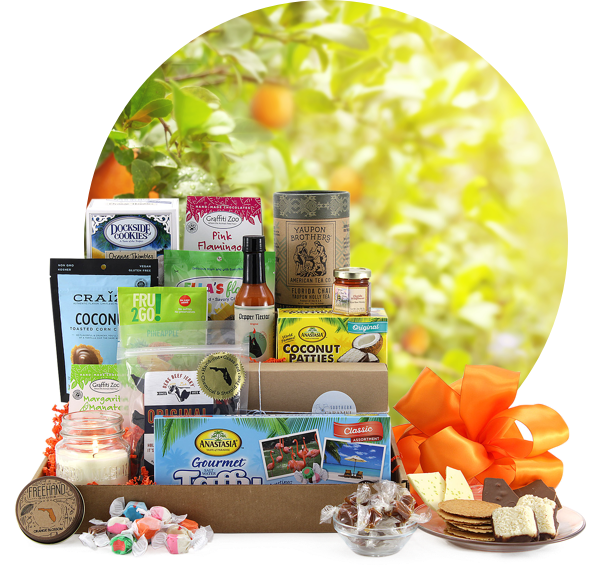 Made in FL Gift Basket