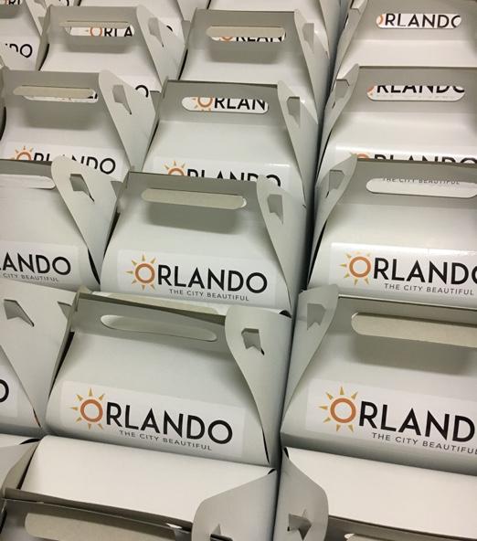 Orlando Gift Basket